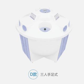 熏蒸治療 SM-XZ-I(D款三人手足式)